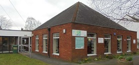Brewood Library pic