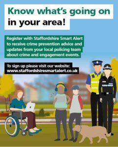 Smart Alert Poster