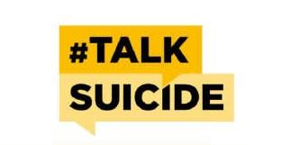 Talk suicide logo