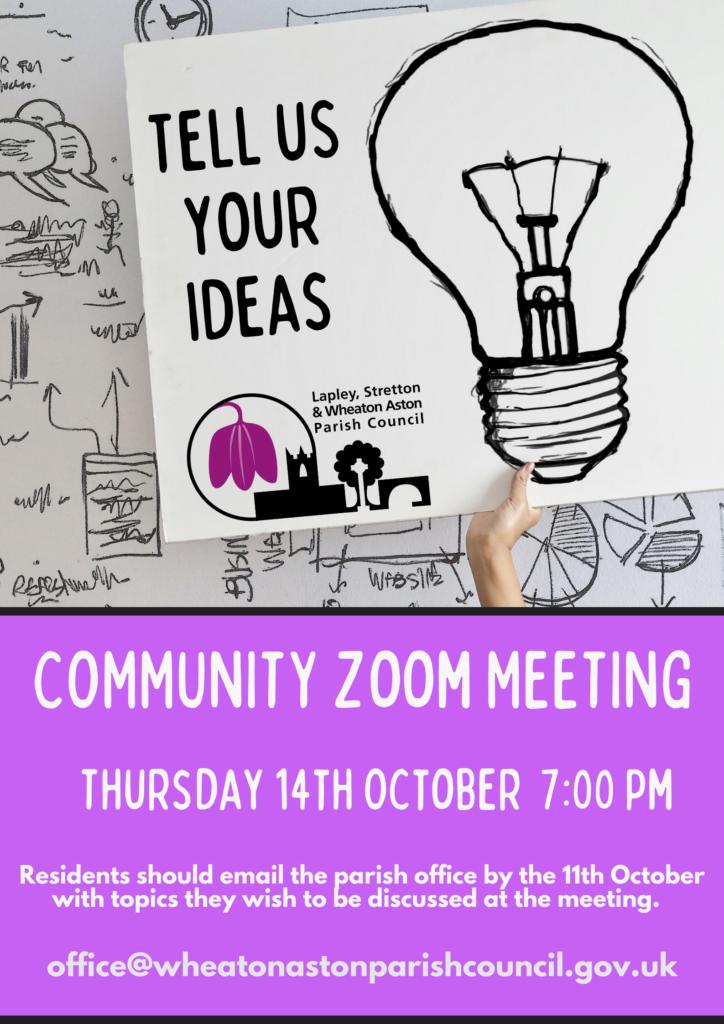 Community Meeting 2